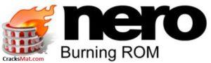 Nero Burning ROM Serial Key